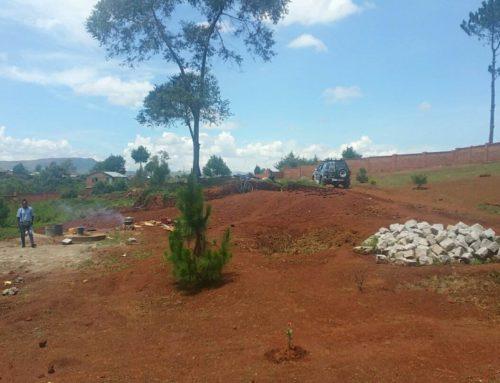 Costruire una casa in Madagascar