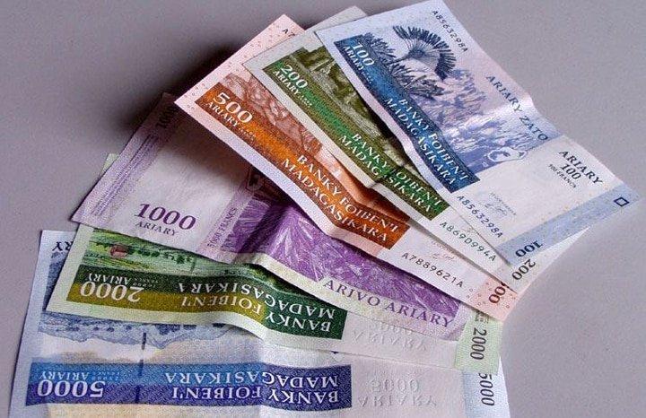 Vademecum per banche, cambio e soldi in Madagascar