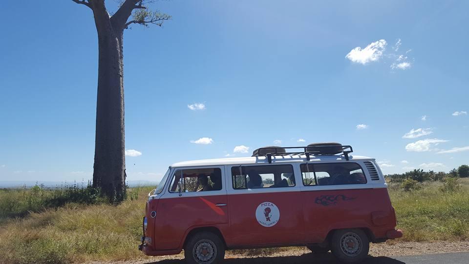 viaggiare con macchine d'epoca in Madagascar
