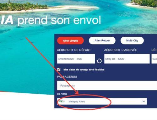 Tsaradia: come comprare un volo interno in Madagascar